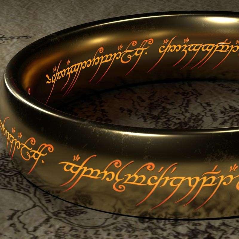 marking on rings